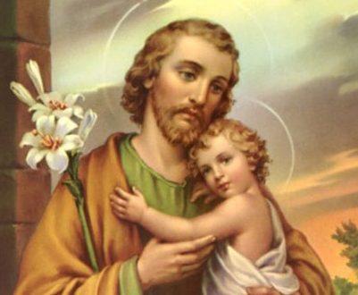 San Giuseppe, festa del papà