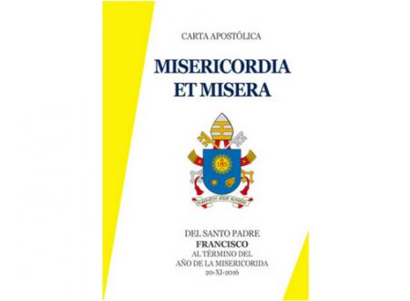 MISERICORDIA ET MISERA La carta Apostolica di papa Francesco (in formato Pdf)