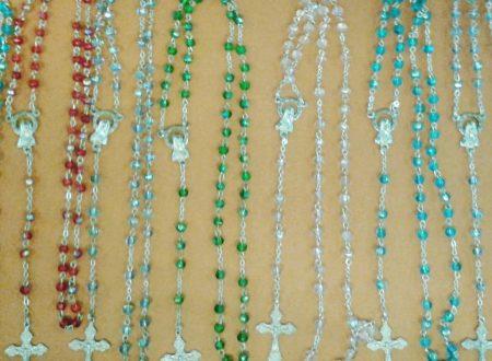 Il rosario prodotto in Italia lo trovi da noi !!!