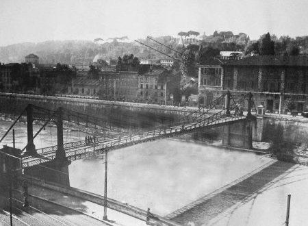 IL PONTE DELLA LUNGARA ,il ponte da un soldo