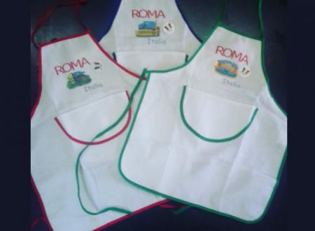 Nuovi Grembiuli Ricordo di Roma