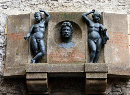 RICORDI DI ROMA-ANNO 1897 POESIA DI GIGGI ZANAZZO