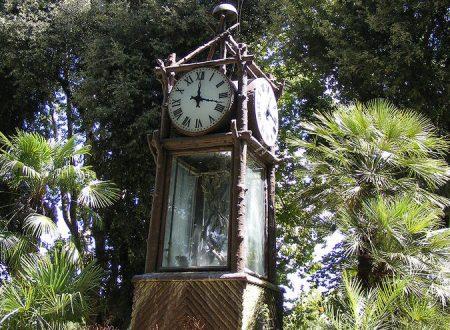 Gli orologi ad acqua di Roma